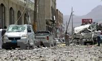 พันธมิตรประเทศอาหรับยุติการโจมตีทางอากาศใส่กลุ่มกบฎฮูธิ