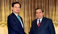 ภารกิจของนายกรัฐมนตรี เหงวียนเติ๊นหยุง ในประเทศมาเลเซีย
