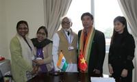 คณะกรรมการสามัคคีอินเดีย-เวียดนามออกแถลงการณ์ที่สนับสนุนคำวินิจฉัยของพีซีเอ