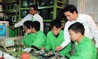 วิจัยนโยบายเกี่ยวกับการพัฒนาแหล่งบุคลากรที่มีคุณภาพและมีทักษะวิชาชีพสูงในเวียดนาม