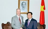 เวียดนาม-สหรัฐกระชับความสัมพันธ์ทวิภาคีในทุกด้านอย่างเข้มแข็ง