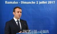 ประธานาธิบดีฝรั่งเศสเรียกร้องให้ฟื้นฟูอียู
