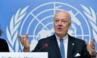 สหประชาชาติเสนอกรอบเวลาการเจรจาระหว่างฝ่ายต่างๆในซีเรีย