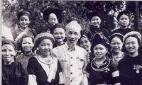 กิจกรรมรำลึกครบรอบ 87 ปีการก่อตั้งสหพันธ์สตรีเวียดนาม