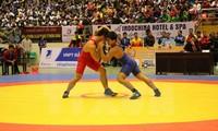 การแข่งขันมวยปล้ำชิงแชมป์เอเชียตะวันออกเฉียงใต้