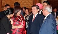 นครโฮจิมินห์จัดการพบปะกับสำนักงานตัวแทนของประเทศต่างๆ ณ นครโฮจิมินห์