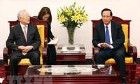 อำนวยความสะดวกให้แก่สถานประกอบการสาธารณรัฐเกาหลีที่เข้ามาลงทุนประกอบธุรกิจในเวียดนาม