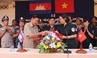 เวียดนามและกัมพูชากระชับความร่วมมือในการค้นหาอัฐิทหารในจังหวัดมณฑลคีรี