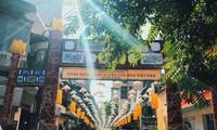ศูนย์แลกเปลี่ยนวัฒนธรรมย่านถนนโบราณกรุงฮานอยมีส่วนร่วมประชาสัมพันธ์ภาพลักษณ์กรุงฮานอย