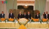 ความสัมพันธ์เวียดนาม-กัมพูชาจะพัฒนาขึ้นสู่ขั้นสูงใหม่