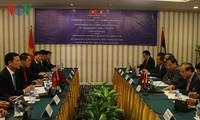 เวียดนามและลาวลงนามข้อตกลงความร่วมมือด้านการสื่อสารและประชาสัมพันธ์