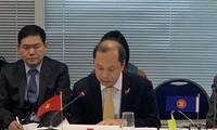 การประชุมทาบทามความคิดเห็นทางการเมืองเวียดนาม-นิวซีแลนด์ครั้งที่ 11
