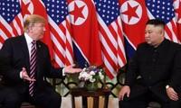 ผู้นำสหรัฐ-สาธารณรัฐประชาธิปไตยประชาชนเกาหลีอาจมีการพบปะกันอีกเร็วๆนี้