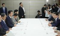 ญี่ปุ่นปรับคณะรัฐมนตรีครั้งใหญ่ตั้งแต่ปี 2012