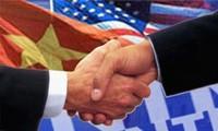 """การสัมมนาระหว่างประเทศ """"ความสัมพันธ์ด้านการค้าระหว่างเวียดนามกับสหรัฐในสภาวการณ์ใหม่"""""""