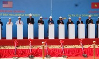 สหรัฐและเวียดนามขยายความสัมพันธ์หุ้นส่วนในการแก้ไขผลเสียหายหลังสงคราม