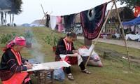 """กิจกรรม """"วสันต์ฤดูในเขตเขา"""" ณ หมู่บ้านวัฒนธรรมและการท่องเที่ยวชนกลุ่มน้อยเผ่าต่างๆของเวียดนาม"""
