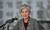 สาธารณรัฐเกาหลีตั้งความหวังเกี่ยวกับความคืบหน้าเพื่อนำสันติภาพกลับคืนสู่คาบสมุทรเกาหลี