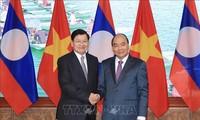 เวียดนาม-ลาวหารือถึงยุทธศาสตร์ความร่วมมือในอีก10ปีข้างหน้า