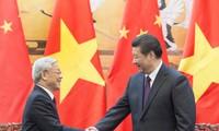 เวียดนาม-จีนธำรงความสัมพันธ์มิตรภาพที่มีมาช้านาน ขยายการพบปะสังสรรค์ระดับประชาชน สร้างพื้นฐานที่มั่นคงให้แก่ความสัมพันธ์ทวิภาคี