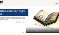 เปิดเว็บไซต์เกี่ยวกับมรดกวัฒนธรรมอาเซียน