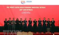 เปิดการประชุมรัฐมนตรีเศรษฐกิจอาเซียนจำกัดวงครั้งที่ 26