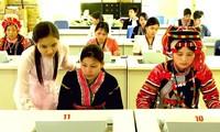ส่งเสริมสิทธิของประชาชนชนกลุ่มน้อยในเวียดนาม