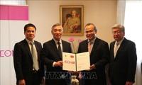 กองทุน AEON 1% Club ช่วยเหลือนักศึกษาเวียดนามในประเทศญี่ปุ่นที่ได้รับผลกระทบจากการแพร่ระบาดของโรคโควิด-19