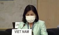 สภาสิทธิมนุษยชนสหประชาชาติหารือเกี่ยวกับสิทธิของคนพิการในการเปลี่ยนแปลงของสภาพภูมิอากาศ