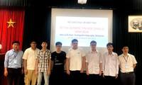 คณะนักเรียนเวียดนามได้รับรางวัลในการแข่งขันโอลิมปิกคอมพิวเตอร์เอเชีย