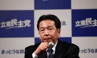 พรรคฝ่ายค้านในญี่ปุ่นเริ่มคัดเลือกผู้นำพรรคคนใหม่