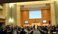 เปิดการประชุมสภาสิทธิมนุษยชนของสหประชาชาติครั้งที่ 45