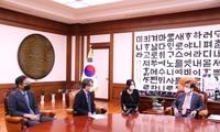 สาธารณรัฐเกาหลียืนยันว่า เวียดนามคือหุ้นส่วนที่สำคัญในนโยบายมุ่งสู่ทิศใต้ใหม่