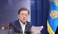 ประธานาธิบดีสาธารณรัฐเกาหลีจะเข้าร่วมการประชุมกับผู้นำอาเซียนผ่านวิดีโอคอนเฟอเรนซ์