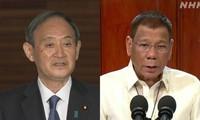 ญี่ปุ่นและฟิลิปปินส์ยืนยันว่า จะร่วมมือกันอย่างใกล้ชิดในปัญหาทะเลตะวันออก