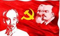 ยืนหยัดลัทธิมากซ์-เลนินและแนวคิดโฮจิมินห์คือทางเลือกของพรรคและประชาชน