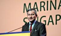 รัฐมนตรีว่ากากระทรวงการต่างประเทศสิงคโปร์เดินทางไปเยือน 3 ประเทศในเอเชียตะวันออกเฉียงใต้