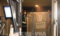 วัคซีนป้องกันโควิด-19 จากโครงการ COVAX กว่า 811,000โดสถึงเวียดนาม
