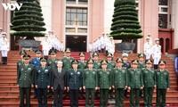 เวียดนามกระชับความสัมพันธ์หุ้นส่วนร่วมมือยุทธศาสตร์ในทุกด้านกับจีน