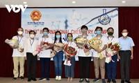 นักเรียนเวียดนามคว้าเหรียญทองในการแข่งขันเคมีโอลิมปิกนานาชาติประจำปี 2021