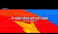 รำลึกครบรอบ 76ปีวันก่อตั้งสถานีวิทยุเวียดนาม