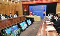 การประชุมรัฐมนตรีเศรษฐกิจ CLMV ย้ำถึงความสำคัญของความร่วมมือในการฟื้นฟูเศรษฐกิจหลังภาวะโควิด-19