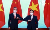 เวียดนามและจีนขยายความร่วมมือในหลายด้าน