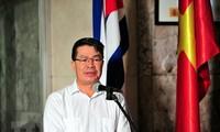 ความสัมพันธ์ระหว่างเวียดนามและคิวบาคือแบบอย่างที่ดีของความสัมพันธ์ระหว่างประเทศ