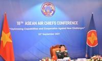 เวียดนามเสนอให้เสริมสร้างศักยภาพของกองทัพอากาศประเทศสมาชิกอาเซียนในการรับมือภัยพิบัติและโรคระบาด