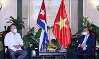 เวียดนามจะผลักดันโครงการลงทุนในเขตเศรษฐกิจพิเศษ Mariel ของคิวบา