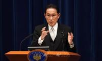 นายกรัฐมนตรีคนใหม่ของญี่ปุ่นย้ำถึงหน้าที่ที่เร่งด่วน