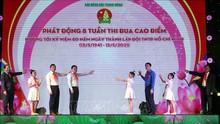 Празднование 80-летия со дня основания пионерской организации имени Хо Ши Мина