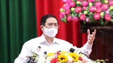 PM Pham Minh Chinh meets voters in Can Tho