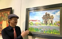 Menghubungkan Kebudayaan Vietnam-Laos Melalui Lukisan